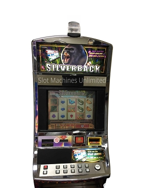 Silverback Williams Slot machine
