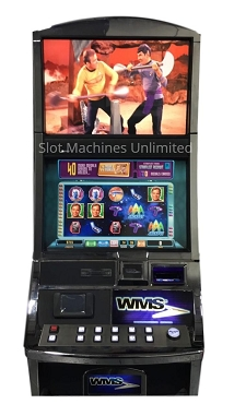 Star Trek slot machine Williams Slot Machine