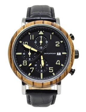 SwitchWood Watch (THE MACH)