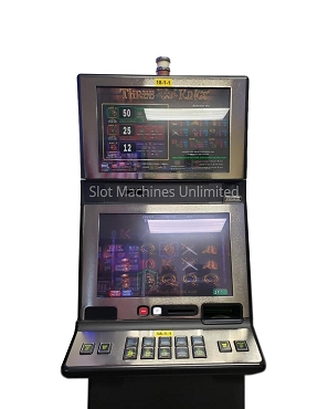 Three Kings IGT Slot Machine