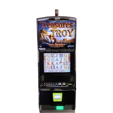 Treasures of Troy IGT Slot Machine