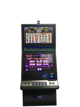 Triple Double Diamond Free Games IGT Slot machine