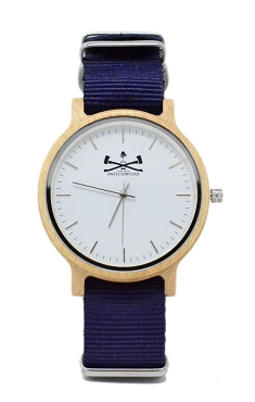 SwitchWood Watch (The Admiral)