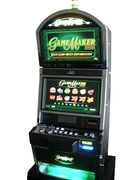 Bally Game Maker Multi-game Slot machines and More!