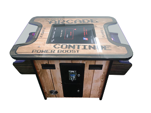 2 Player Cocktail Table Arcade Machine with 19.5