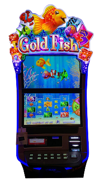 Blade Gold Fish Williams Slot machine