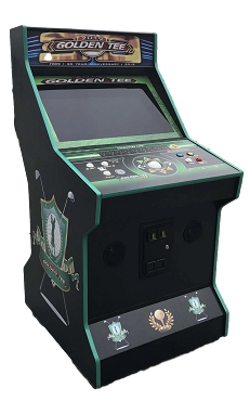 GOLDEN TEE ARCADE GAME 2020 (Home Edition) (Upright Game)