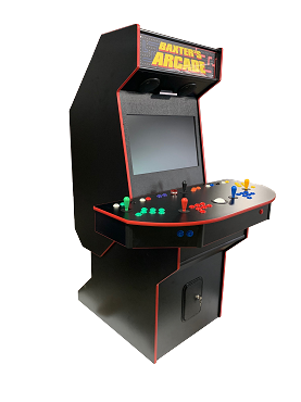 NEW AGE ARCADE ULTIMATE ARCADE II Arcade Machine! (4-player) (5700 In One Games)