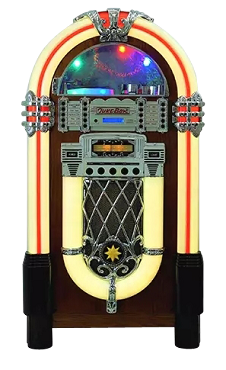 The Rock-On Mid-Size Jukebox! (Free play only, very cost efficient!)