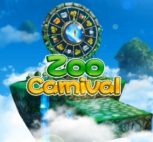 Zoo Carnival Coin Pusher (For Cab-style Digital Coin Pusher)