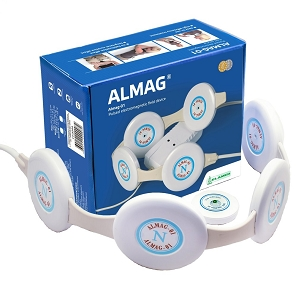 Almag-01 (PEMF) magnet therapy device