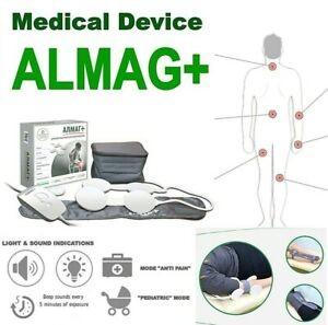 Almag+ (PEMF) magnet therapy device
