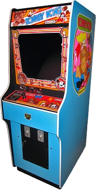 DONKEY KONG Arcade Game (Upright Game)