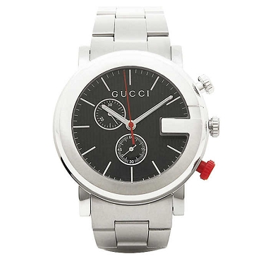Gucci Chronograph Stainless Steel Men's Watch