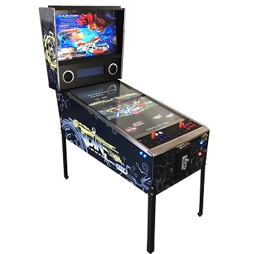 VPin Virtual Video Pinball Machine! Includes Over 2,000 Games! Large-42