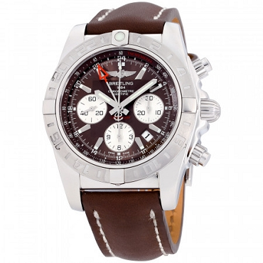 CHRONOMAT AUTOMATIC MOVEMENT BROWN DIAL