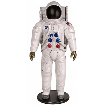 Man on the Moon Astronaut Statue