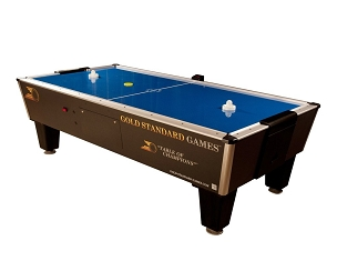 Gold Standard Games Tournament Pro Air Hockey Table 8HGS-W01-TRS