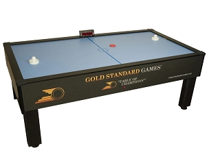 Gold Standard Games Home Pro Elite Air Hockey Table KGS-LB-EW1