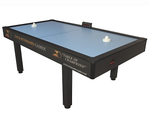 Gold Standard Games Home Pro Air Hockey Table MGS-LB-WW1