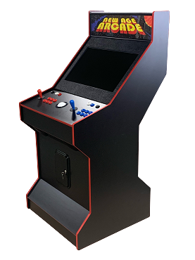 NEW AGE ARCADE ULTIMATE GT Arcade Machine! (Golden Tee Gold Style Cabinet) (2-player) (2,500 Games In One)