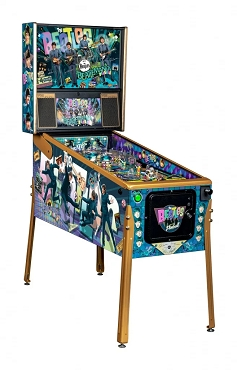 THE BEATLES GOLD Pinball machines