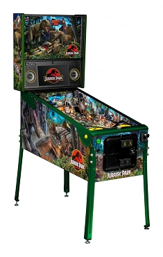 JURASSIC PARK LIMITED EDITION Pinball machine