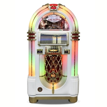 ROCK-OLA CD JUKEBOX White (ELVIS)