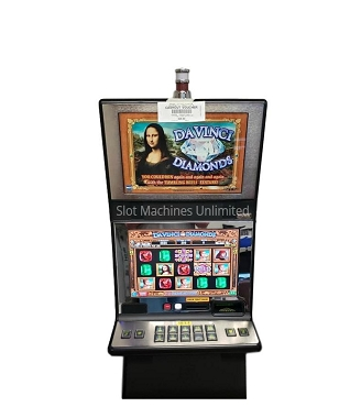 Davinci Diamonds  SLOT MACHINE