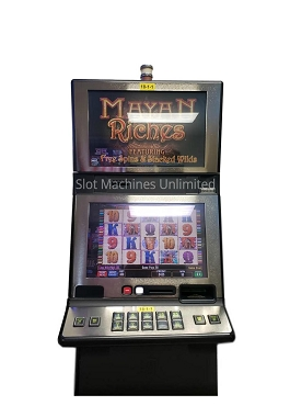 Mayan Riches IGT Slot Machine