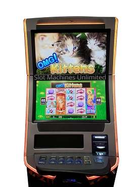 OMG! Kittens Williams Slot Machine