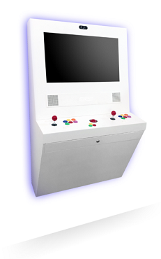 Polycade Home Arcade Game System (Wall mounted)