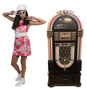 ROCK-ON DX Jukebox (Mid-Size Jukebox)