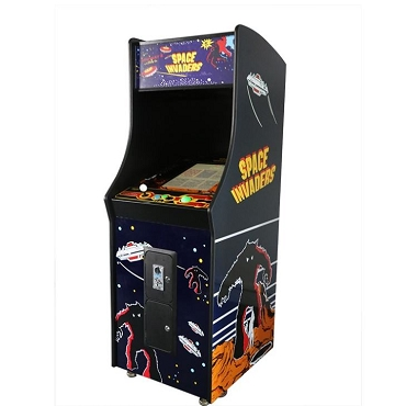 NEW AGE ARCADE ULTIMATE Cabaret Arcade Machine! (2-player) (5,000 Games In One) SPACE INVADERS Special Edition!