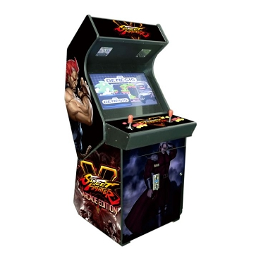 2 Player Stand Up FULL SIZE | 4500 Games | 32
