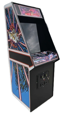 TEMPEST ARCADE GAME (Upright Game)