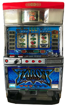 Pachislo Slot Machine (TAROT MASTER) Quarter or Token Operated