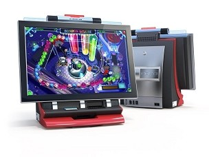 JVL ECHO HD3 Touchscreen Arcade Game