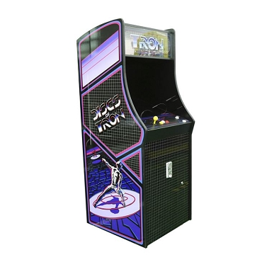 NEW AGE ARCADE ULTIMATE Cabaret Arcade Machine! (2-player) (5,000 Games In One) TRON Theme