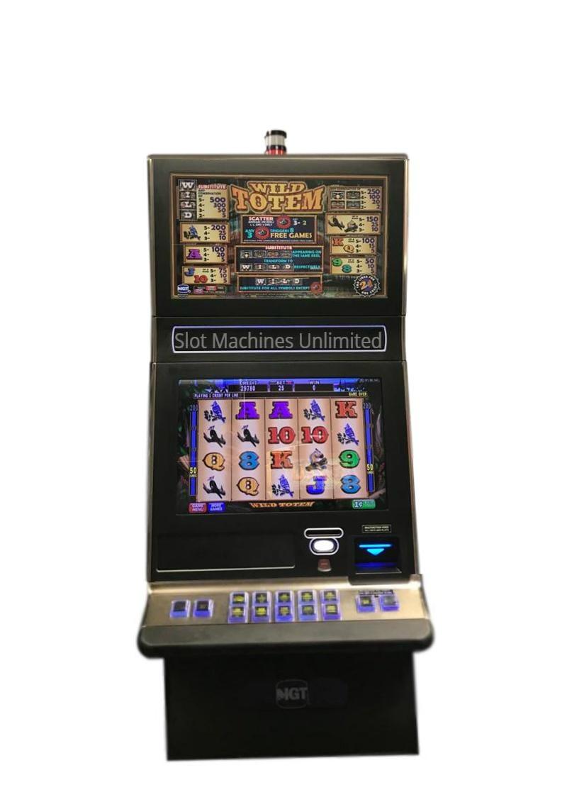 Totems Wild Slot Machine