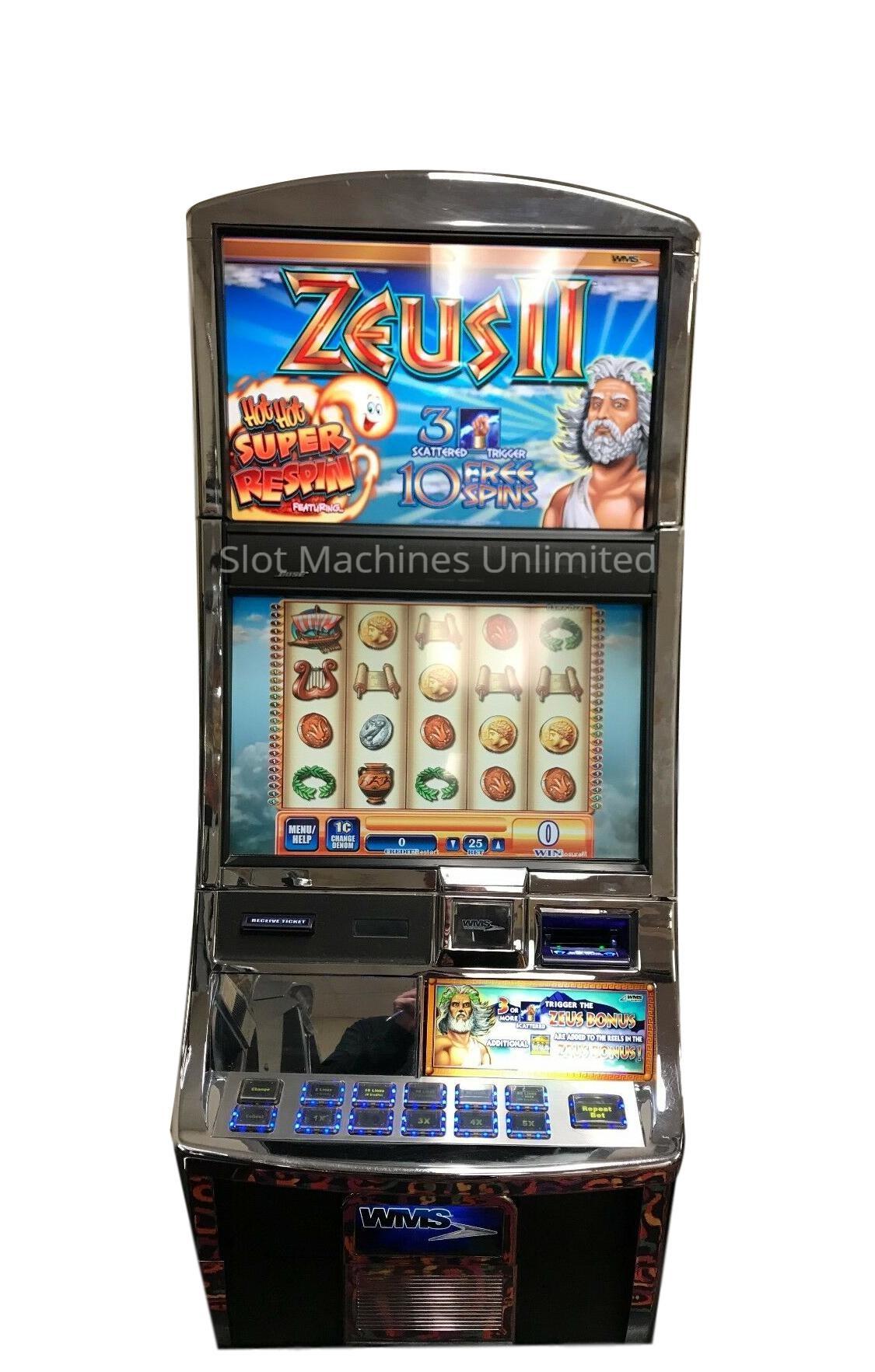 Slot Machines Zeus Ii