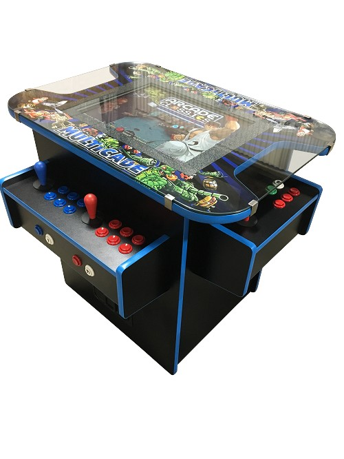 NEW AGE ARCADE Cocktail Arcade Machine! (3-sided) (5,000+ Games In One)