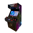 "4 Player Stand Up FULL SIZE | 4500 Games | 32"" Classic Video Game Arcade 
