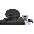 Includes QRS control module, full-size therapy mattress, therapy pillow, travel back, full color user manual)