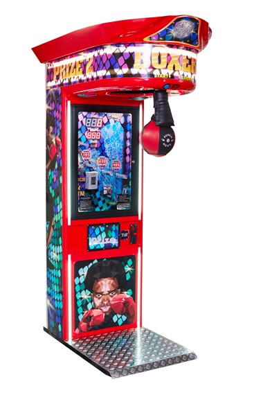 Arcade Boxing Machine BOXER PRIZE 2
