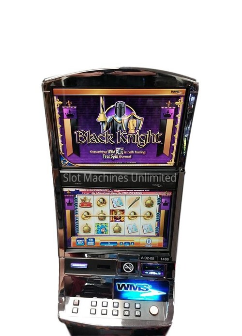 Black Knight Williams Slot Machine