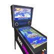 "BLACK DIAMOND VP Virtual Pinball Machine Includes Over 1300+ Games! Large-43"" LCD monitor! (2&1) Pinball and arcade game!"