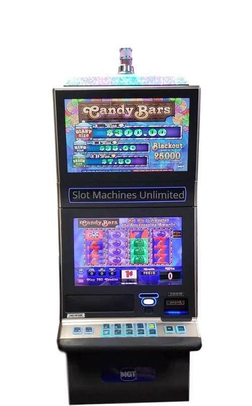 Candy Bar IGT Slot Machine