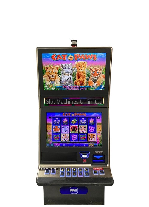 Cat Paws IGT Slot Machine
