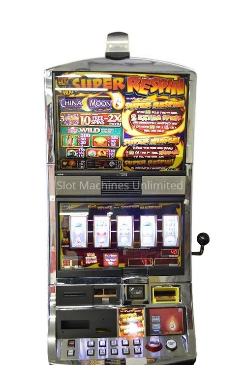 China Moon Williams Slot machine